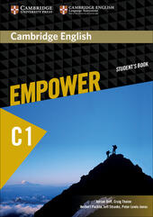 Empower. C1. Advanced. Student's book. Con espansione online
