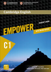 Empower. C1. Advanced. Student's book. With online assessment, practice and online workbook. Con espansione online