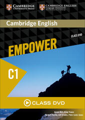 Cambridge English Empower. Level C1 Class DVD