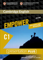 Cambridge English Empower. Level C1 Presentation Plus with Student's Book and Workbook