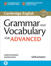 Grammar and vocabulary for advanced book. Con e-book. Con espansione online