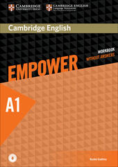 Cambridge English Empower. Level A1 Workbook without answers and downloadable audio