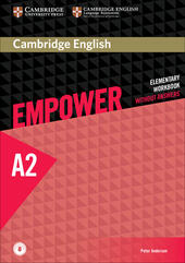 Cambridge English Empower. Level A2 Workbook without answers plus Downloadable Audio