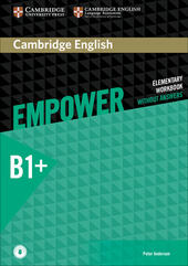 Empower. B1. Intermediate. Workook. Without answers. Con e-book. Con espansione online