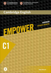 Cambridge English Empower. Level C1 Workbook without answers and downloadable audio