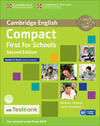 Compact First for schools. Student's book. No answers.