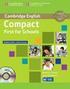 Compact first for school. Student's book. Without answers. Con espansione online. Con CD-ROM