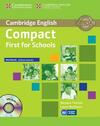 Compact first for school. Workbook. Without answers. Con espansione online. Con CD Audio.