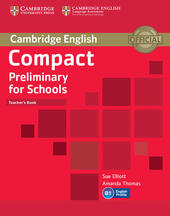Compact Preliminary for Schools. Teacher's book