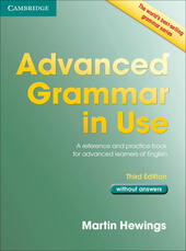 Advanced grammar in use. Book. Without answers. Con espansione online