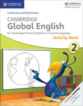 CAMBRIDGE GLOBAL ENGLISH ACTIVITY BOOK STAGE 2