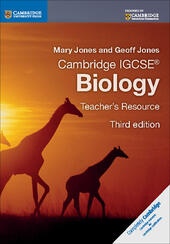 Cambridge IGCSE: Biology. Teacher's Resource