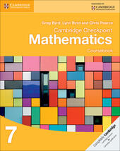 Cambridge checkpoint mathematics. Coursebook. Con espansione online. Vol. 7