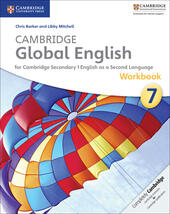 Cambridge Global English. Stages 7-9. Stage 7. Workbook. Con CD-Audio