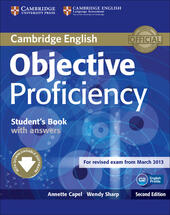 Objective proficiency student's book with answers. Con espansione online