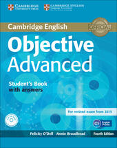 Objective Advanced. Student's book with answers. Con CD-ROM