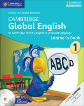 CAMBRIDGE GLOBAL ENGLISH LEARNER'S BOOK WITH AUDIO CD STAGE 1