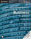 Cambridge International AS and A Level Business. Coursebook. Con CD-ROM