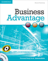 Business advantage. Intermediate. Personal study book. Con CD Audio. Con espansione online