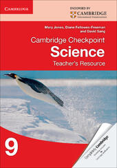 Cambridge Checkpoint Science. Teacher's Resource Book CD-ROM 9