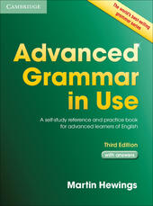 Advanced grammar in use. Book. With answers. Con espansione online