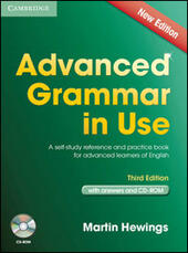 Advanced grammar in use. Book. With answers. Con CD-ROM. Con espansione online