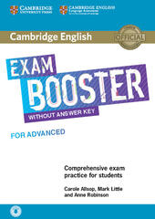 Cambridge English exam booster for advanced. Student's book. Con File audio per il download