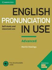 English pronunciation in use. Advanced. Book with answers. Con File audio per il download