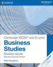 Cambridge IGCSE and O level business studies. Revision guide. Per il triennio delle Scuole superiori