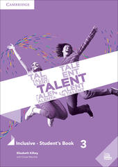 Talent. Inclusive. Student's book. Vol. 3: B2.
