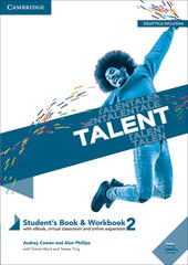 Talent. Student's book e Workbook. Con ebook. Con espansione online. Vol. 2: B1-B1+.