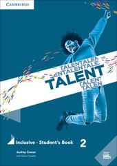 Talent. Inclusive. Student's book. Vol. 2: B1-B1+.