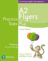 Practice tests plus A2 Flyers. Student's book. Con espansione online