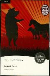 Animal farm. Level 6. Con espansione online. Con CD-Audio