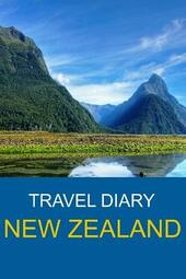 Travel Diary New Zealand