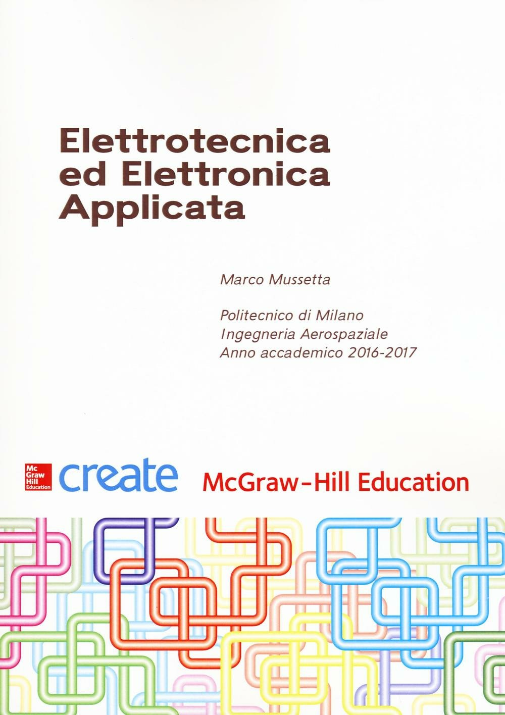 Elettrotecnica ed elettronica applicata