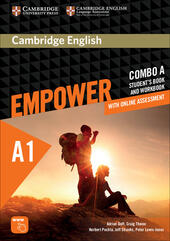 Empower. A1. Starter. Combo A. Con espansione online