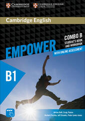 Cambridge English Empower. Pre-intermediate. Combo B with online Assessment