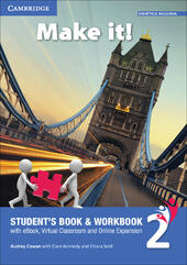 Make it! Student's book-Workbook-Companion book. Con e-book. Con espansione online. Vol. 2