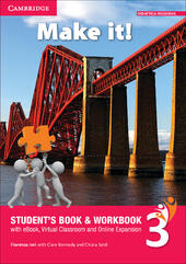 Make it! Student's book-Workbook-Companion book. Con e-book. Con espansione online. Vol. 3