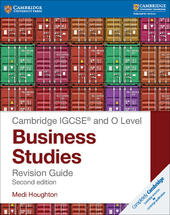 Cambridge IGCSE: Business Studies. Revision Guide