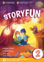 Storyfun for starters. Level 2. Student's book-Home fun booklet. Con e-book. Con espansione online