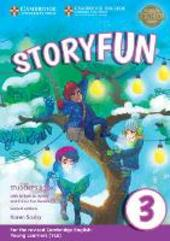 Storyfun for movers. Level 3. Student's book-Home fun booklet. Con e-book. Con espansione online