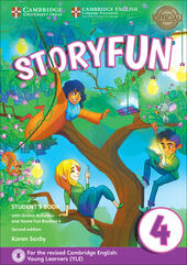 Storyfun for movers. Level 4. Student's book-Home fun booklet. Con e-book. Con espansione online. Con DVD-ROM
