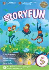 Storyfun for flyers. Level 5. Student's book-Home fun booklet. Con e-book. Con espansione online
