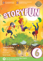 Storyfun for flyers. Level 6. Con e-book. Con espansione online