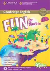 Fun for movers. Student's book. Con espansione online. Con Libro: Home fun booklet