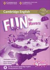 Fun for movers. Teacher's book. Con File audio per il download