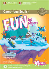 Fun for flyers. Student's book. Con espansione online. Con Libro: Home fun booklet