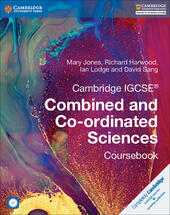 Cambridge IGCSE Combined and Co-ordinated Sciences. Coursebook. Con CD-ROM
